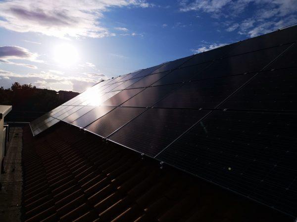 lavoro impianto fotovoltaico